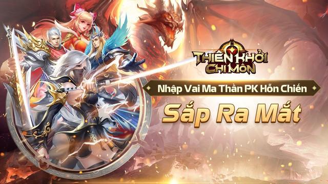 Thiên Khởi Chi Môn: Game nhập vai, đồ họa phong cách Châu Âu sắp ra mắt tại Việt Nam - Ảnh 6.