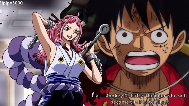 One Piece Chap 986: Nhờ haki quan sát cấp cao, việc Cửu Hồng Bao tấn công Kaido đã được Luffy thấy từ trước? - Ảnh 2.