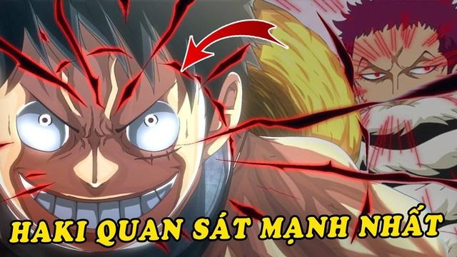 One Piece Chap 986: Nhờ haki quan sát cấp cao, việc Cửu Hồng Bao tấn công Kaido đã được Luffy thấy từ trước? - Ảnh 3.