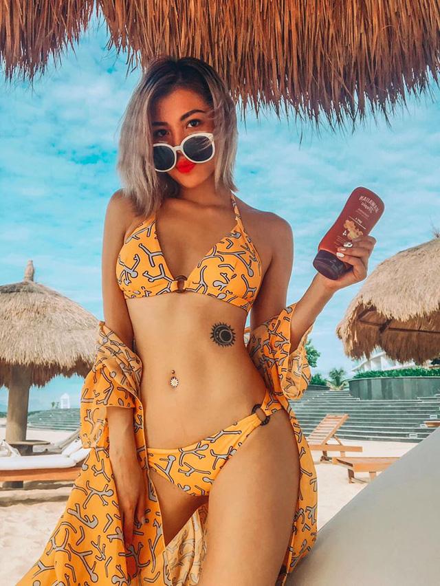 Hot girl siêu vòng 3 thả nhẹ loạt ảnh bikini táo bạo, vườn đào căng mọng khiến 500 anh em Ảnh Kiếm 3D suýt trớ - Ảnh 17.
