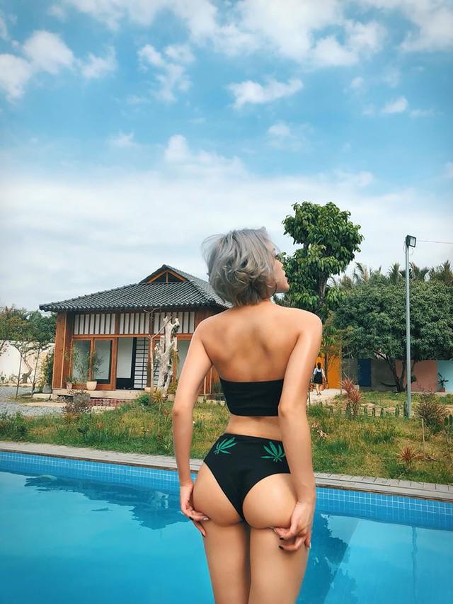 Hot girl siêu vòng 3 thả nhẹ loạt ảnh bikini táo bạo, vườn đào căng mọng khiến 500 anh em Ảnh Kiếm 3D suýt trớ - Ảnh 24.