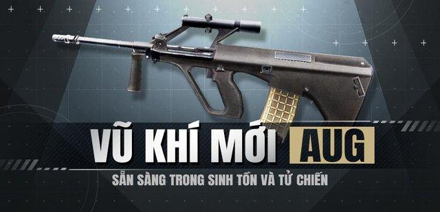 Free Fire chơi lớn kết hợp cùng Văn Đức - Ra mắt nhân vật siêu cầu thủ, xuất hiện súng trường AUG, Đảo Quân Sự khoác áo mới - Ảnh 2.