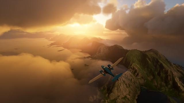 Game 2 triệu GB tung ảnh screenshots tuyệt đẹp, không phân biệt được đâu là game, đâu là thực - Ảnh 2.