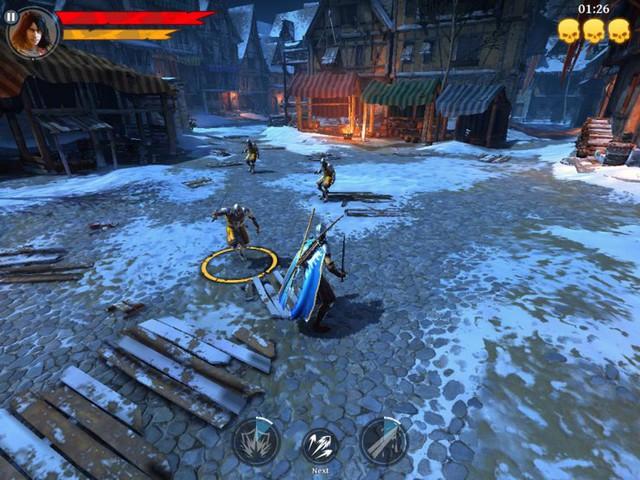 Những game mobile điên cuồng, hấp dẫn đến nỗi làm game thủ cảm giác như chơi God of War trên di động - Ảnh 3.