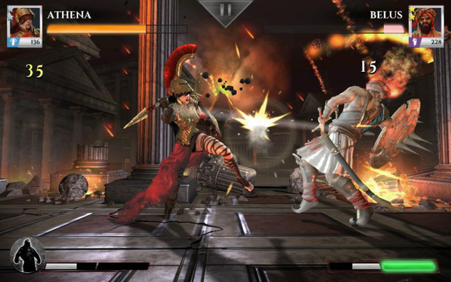 Những game mobile điên cuồng, hấp dẫn đến nỗi làm game thủ cảm giác như chơi God of War trên di động - Ảnh 4.