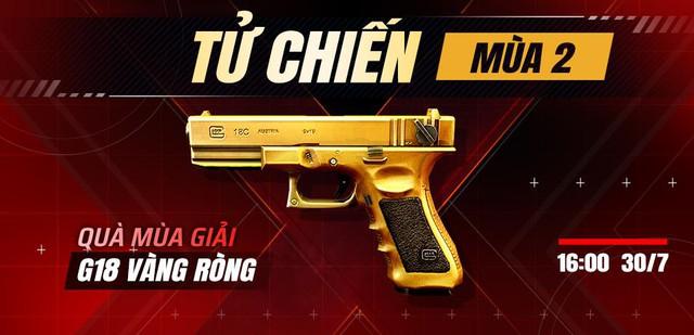 Free Fire chơi lớn kết hợp cùng Văn Đức - Ra mắt nhân vật siêu cầu thủ, xuất hiện súng trường AUG, Đảo Quân Sự khoác áo mới - Ảnh 3.