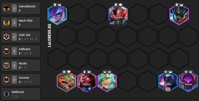 Đấu Trường Chân Lý: Bí kíp chơi đội hình Phi Công hỗn hợp siêu mạnh trong meta 10.15 - Ảnh 5.