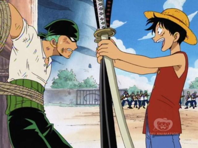 One Piece: Số phận của Zoro sẽ thay đổi như thế nào nếu Kuina không chết, liệu anh có nổi tiếng được như bây giờ? - Ảnh 5.