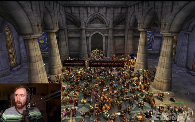 Game thủ World of Warcraft nổi tiếng tự sát vì trầm cảm - Hàng chục nghìn người chơi vào game đưa tiễn - Ảnh 2.