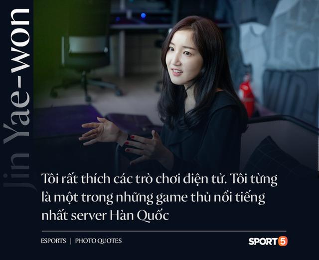Jin Ye-won, người phụ nữ quyền lực nhất giới LMHT Hàn Quốc: Nhỏ nhắn, xinh xắn nhưng gánh trên vai trọng trách khổng lồ - Ảnh 2.