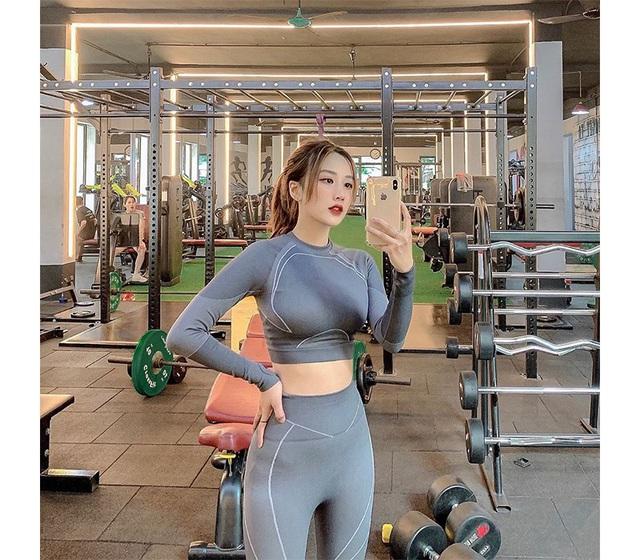 Da trắng mặt xinh thân hình gợi cảm, hot girl Tuyên Quang gây sốt cộng đồng mạng - Ảnh 8.