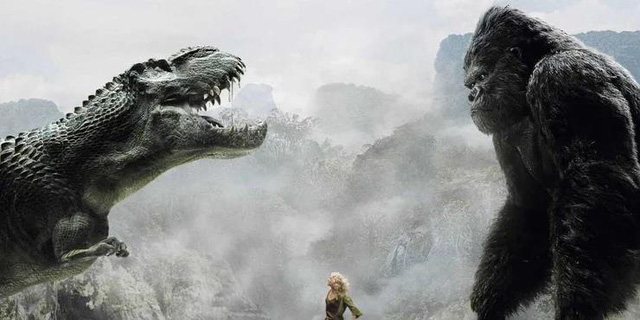 Godzilla đối đầu với King Kong và 5 lý do vì sao mà vua khỉ đột sẽ chiến thắng - Ảnh 1.