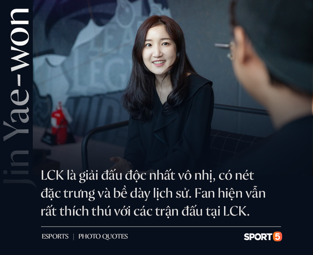 Jin Ye-won, người phụ nữ quyền lực nhất giới LMHT Hàn Quốc: Nhỏ nhắn, xinh xắn nhưng gánh trên vai trọng trách khổng lồ - Ảnh 3.