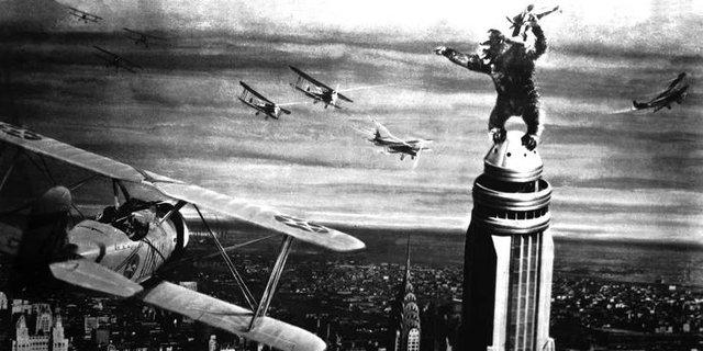 Godzilla đối đầu với King Kong và 5 lý do vì sao mà vua khỉ đột sẽ chiến thắng - Ảnh 3.