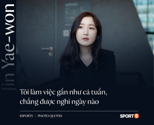 Jin Ye-won, người phụ nữ quyền lực nhất giới LMHT Hàn Quốc: Nhỏ nhắn, xinh xắn nhưng gánh trên vai trọng trách khổng lồ - Ảnh 4.