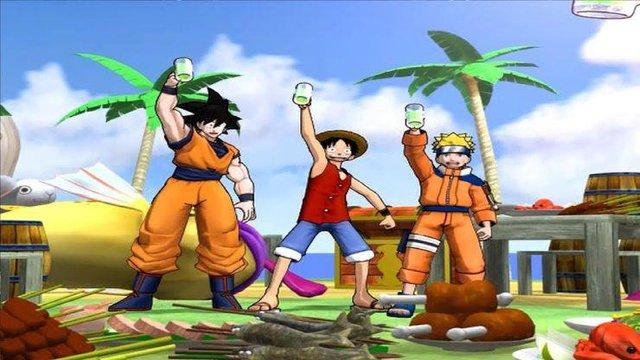 Không chỉ giao lưu ở anime/manga, One Piece và Dragon Ball còn đồng hành cả trong game - Ảnh 4.