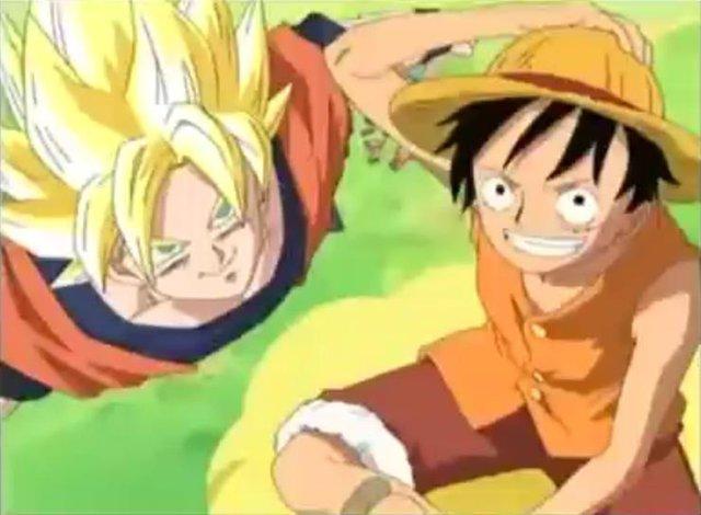 Không chỉ giao lưu ở anime/manga, One Piece và Dragon Ball còn đồng hành cả trong game - Ảnh 5.