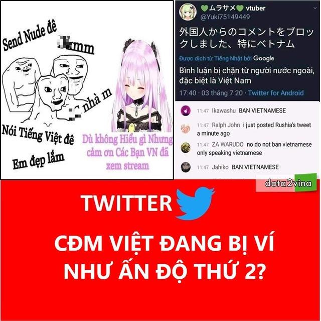 Hùa nhau spam rác trên kênh của Vtuber người Nhật, giới trẻ Việt bị nhận xét thiếu văn hóa, chỉ ngang Ấn Độ, đã lên trang nhất Reddit - Ảnh 4.