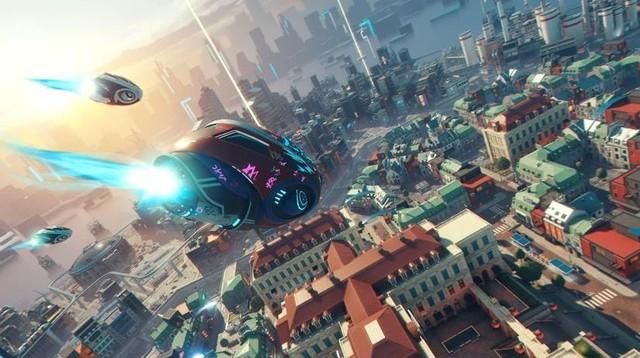 Game thủ đua nhau chơi game Battle Royale mới, hoàn toàn miễn phí của Ubisoft - Ảnh 2.