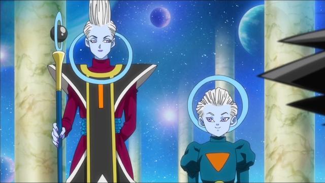 Top những vị thần siêu bá đạo từng xuất hiện trong thế giới Dragon Ball - Ảnh 7.