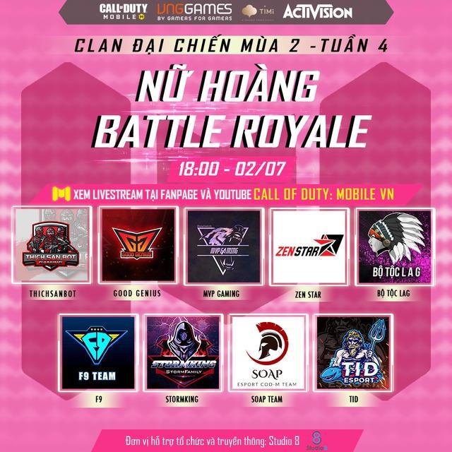 Call of Duty: Mobile VN chính thức công bố hệ thống giải đấu Vô địch quốc gia với giải thưởng lên tới 1 tỷ Đồng - Ảnh 2.