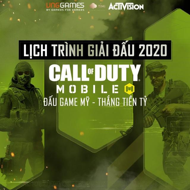 Call of Duty: Mobile VN chính thức công bố hệ thống giải đấu Vô địch quốc gia với giải thưởng lên tới 1 tỷ Đồng - Ảnh 1.