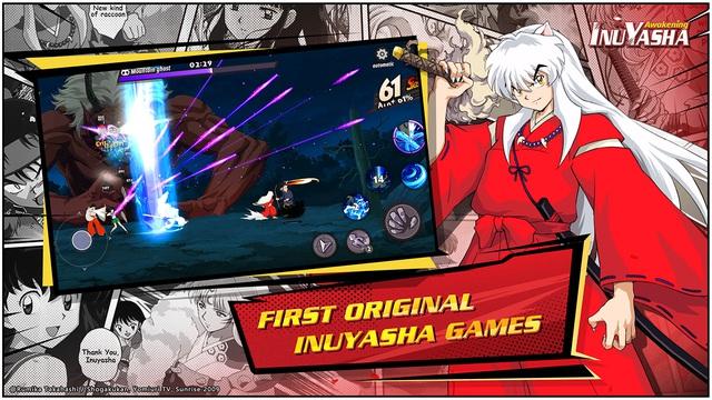 Siêu phẩm chặt chém Inuyasha Awakening chính thức cho tải về miễn phí, đẹp lộng lẫy nhưng lại bị game thủ Việt ném đá tơi bời - Ảnh 2.