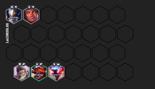 Đấu Trường Chân Lý: Ngược dòng meta với đội hình 6 Cỗ Máy Chiến Đấu cực kì giàu sát thương - Ảnh 2.