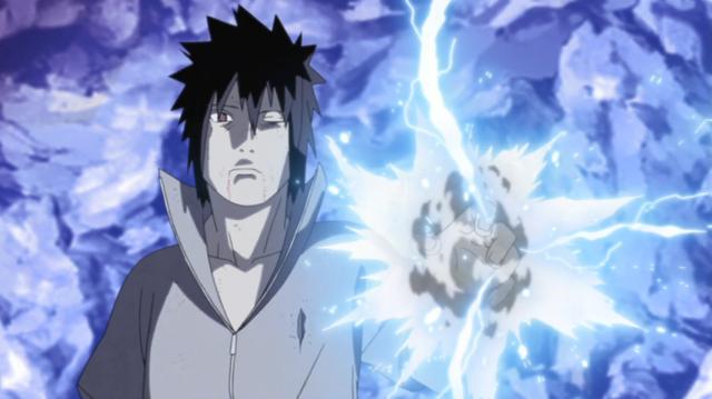 Naruto: Top 9 nhẫn thuật mạnh nhất mà Uchiha Sasuke từng sử dụng - Ảnh 2.