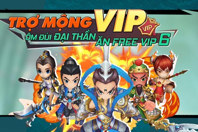 Tặng Free VIP 6 vĩnh viễn bảo sao game Kiếm Khách Ca Ca VTC được lòng game thủ - Ảnh 2.