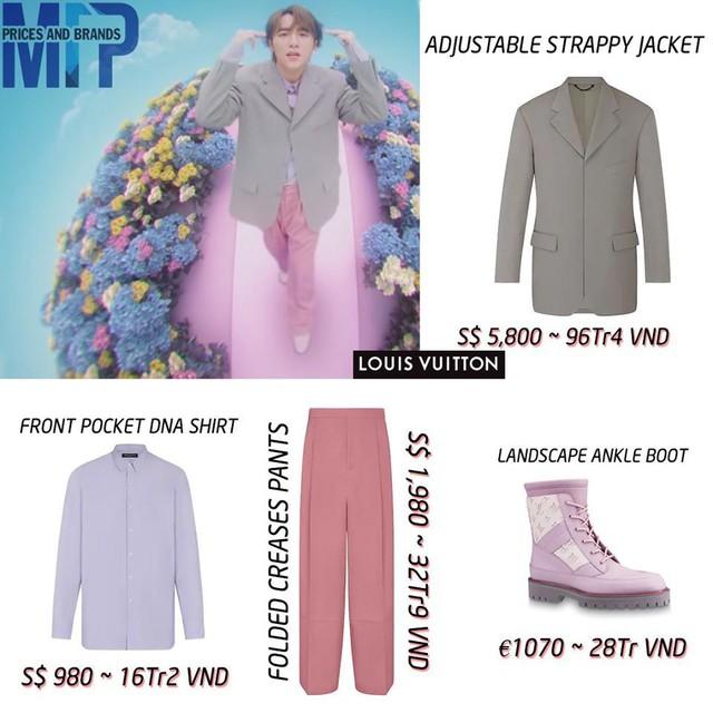 Cộng đồng mạng choáng váng trước độ chịu chơi của Sơn Tùng MTP trong MV mới, riêng các set trang phục cũng phải tỷ đồng - Ảnh 3.