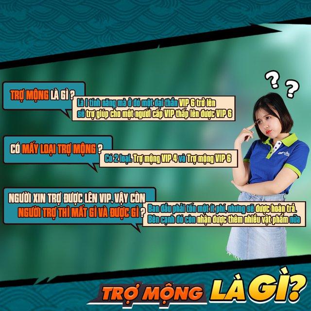 Tặng Free VIP 6 vĩnh viễn bảo sao game Kiếm Khách Ca Ca VTC được lòng game thủ - Ảnh 3.