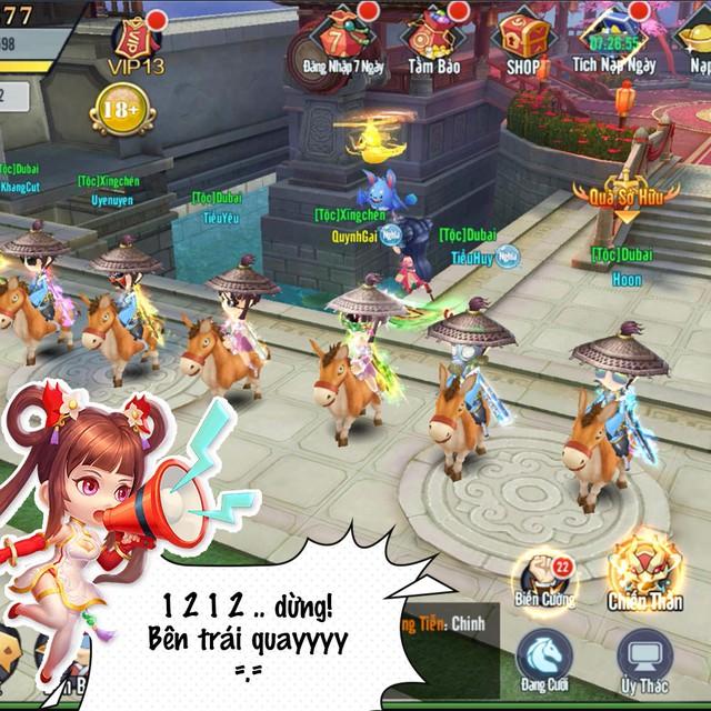 Tặng Free VIP 6 vĩnh viễn bảo sao game Kiếm Khách Ca Ca VTC được lòng game thủ - Ảnh 5.