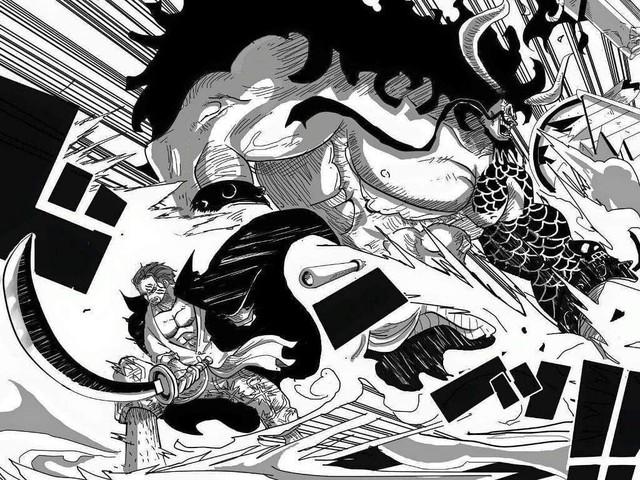 Giả thuyết One Piece: Đây có thể là mục đích việc Kaido muốn đến Marineford và nguyên nhân Shanks chặn hắn lại? - Ảnh 1.