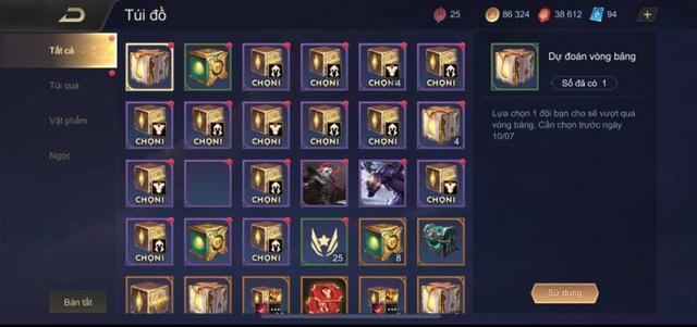 Liên Quân Mobile: Garena trao cơ hội nhận FREE skin SS cho game thủ có vài trăm nghìn vàng - Ảnh 3.