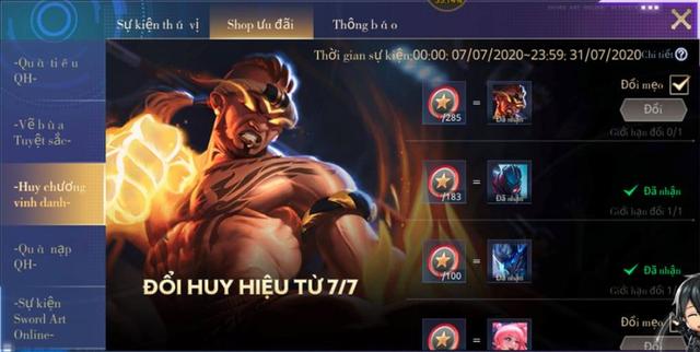 Liên Quân Mobile: Garena trao cơ hội nhận FREE skin SS cho game thủ có vài trăm nghìn vàng - Ảnh 5.