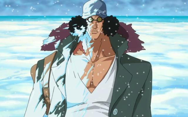 One Piece 984: Thời tiết trên đảo Quỷ bỗng dưng có tuyết, rất có thể chim trĩ xanh Aokiji đã tới Wano? - Ảnh 3.