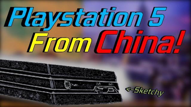 Youtuber thử đặt PlayStation 5 trên mạng với giá 1,5 triệu đồng từ Trung Quốc và cái kết - Ảnh 1.