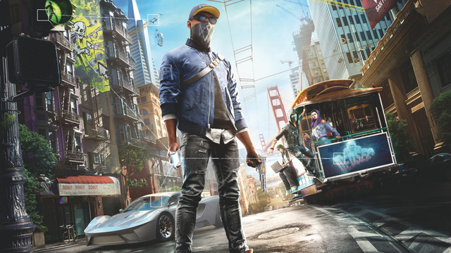 Ubisoft chơi lớn, tặng miễn phí vĩnh viễn bom tấn Watch Dogs 2 - Ảnh 1.