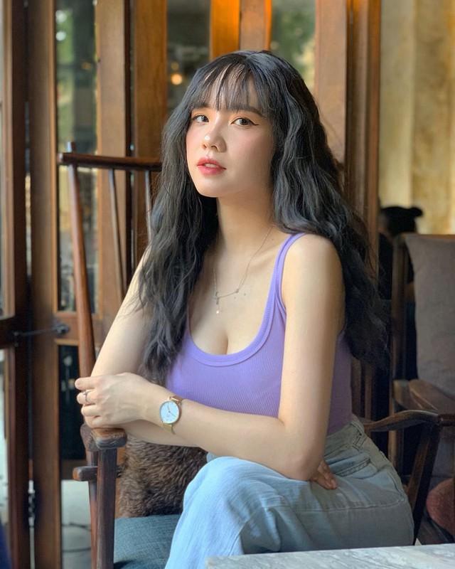Khoe ảnh tắm lưng trần gợi cảm, nàng hot girl Việt khiến cộng đồng mạng bỏng mắt, tới tấp xin info - Ảnh 10.