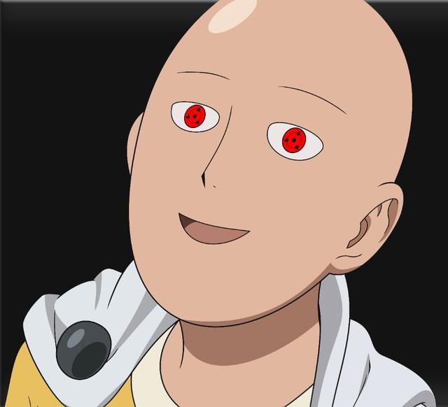One Punch Man: Saitama có sharingan và loạt ảnh chế về thánh phồng khiến fan cười rung rốn - Ảnh 9.