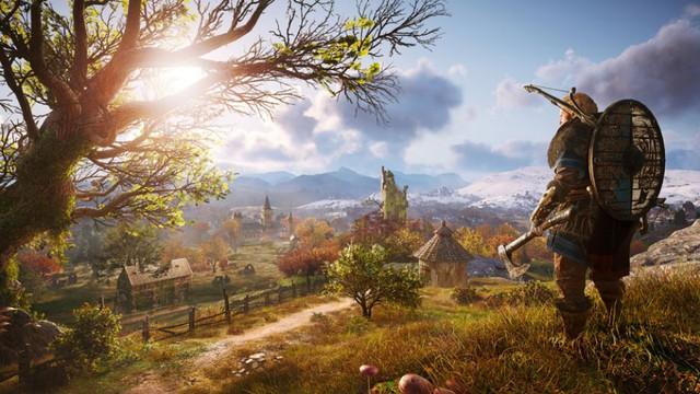 Những bí mật ẩn giấu trong Assassins Creed: Valhalla ngay cả các fan cứng của series cũng chưa biết tới - Ảnh 1.