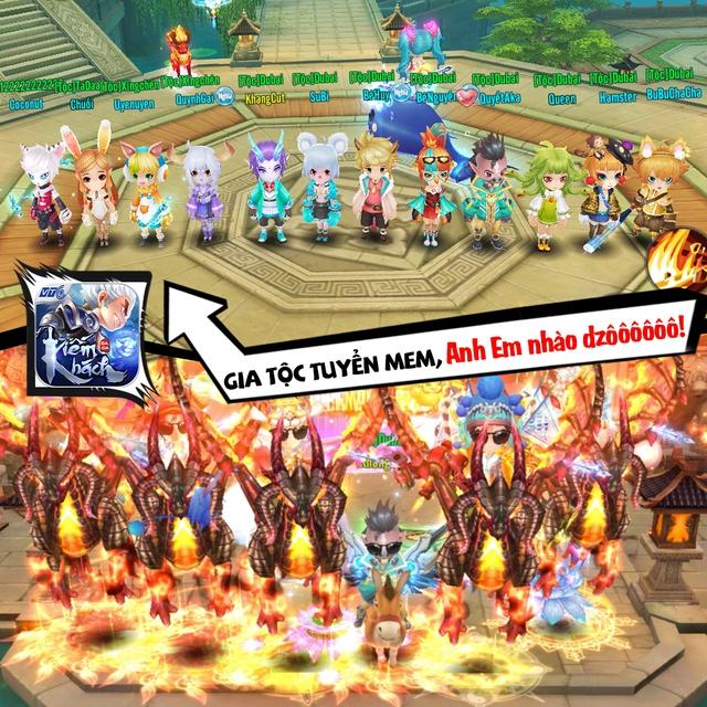 Tặng hàng trăm Giftcode mừng game kiếm hiệp chibi hot nhất Đông Nam Á – Kiếm Khách Ca Ca VTC ra mắt ngày 9/7 - Ảnh 2.