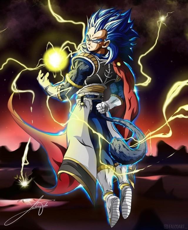 Dragon Ball: Goku và đồng bọn trông như những vị thần qua loạt fanart đẹp nhức mắt - Ảnh 2.