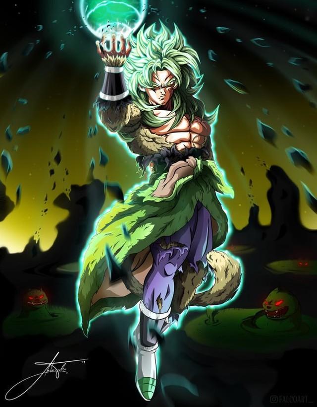 Dragon Ball: Goku và đồng bọn trông như những vị thần qua loạt fanart đẹp nhức mắt - Ảnh 3.