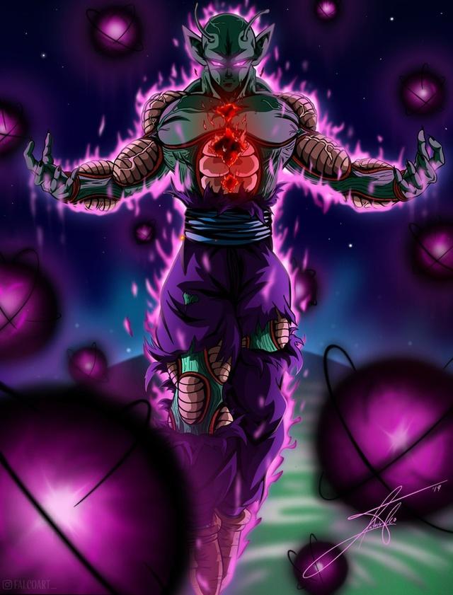 Dragon Ball: Goku và đồng bọn trông như những vị thần qua loạt fanart đẹp nhức mắt - Ảnh 7.