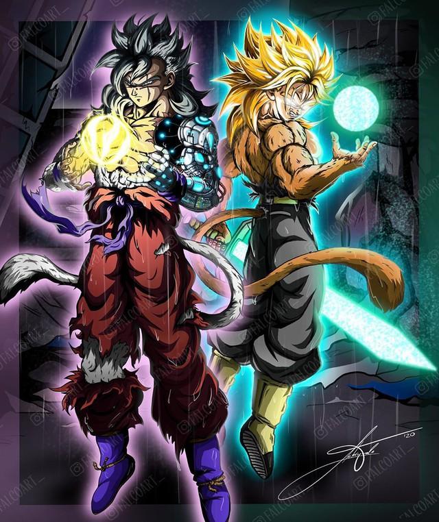 Dragon Ball: Goku và đồng bọn trông như những vị thần qua loạt fanart đẹp nhức mắt - Ảnh 8.