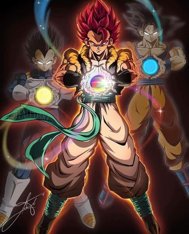 Dragon Ball: Goku và đồng bọn trông như những vị thần qua loạt fanart đẹp nhức mắt - Ảnh 12.