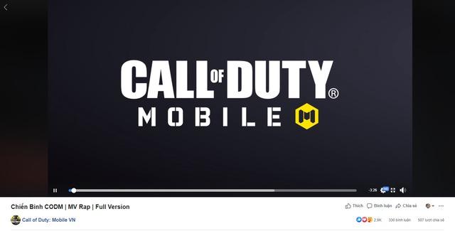Cộng đồng Call of Duty: Mobile VN phát sốt với MV Rap Chiến Binh CODM, nhưng nguồn gốc bài hát mới khiến nhiều người sững sờ - Ảnh 1.