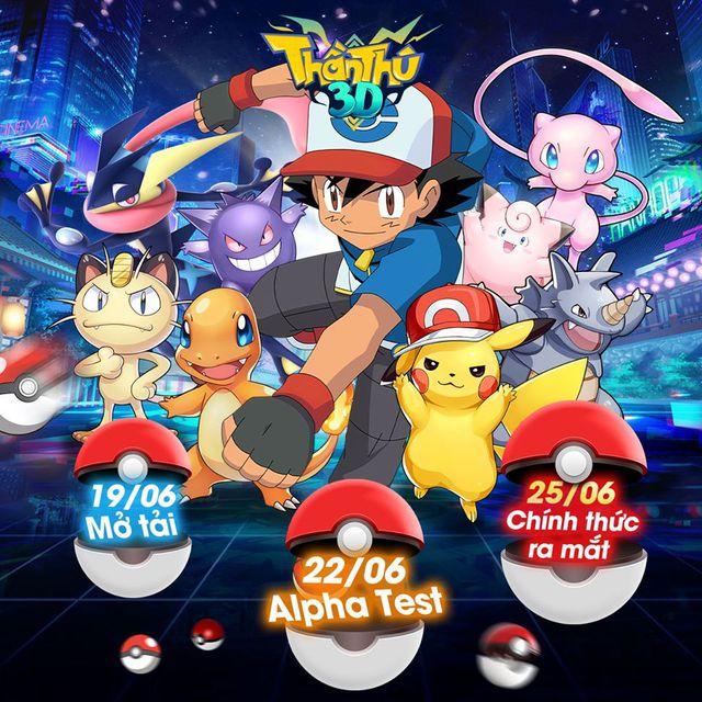 Thần Thú 3D - game chiến thuật time-based chủ đề Pokemon cực mới lạ cho game thủ hoài cổ - Ảnh 3.